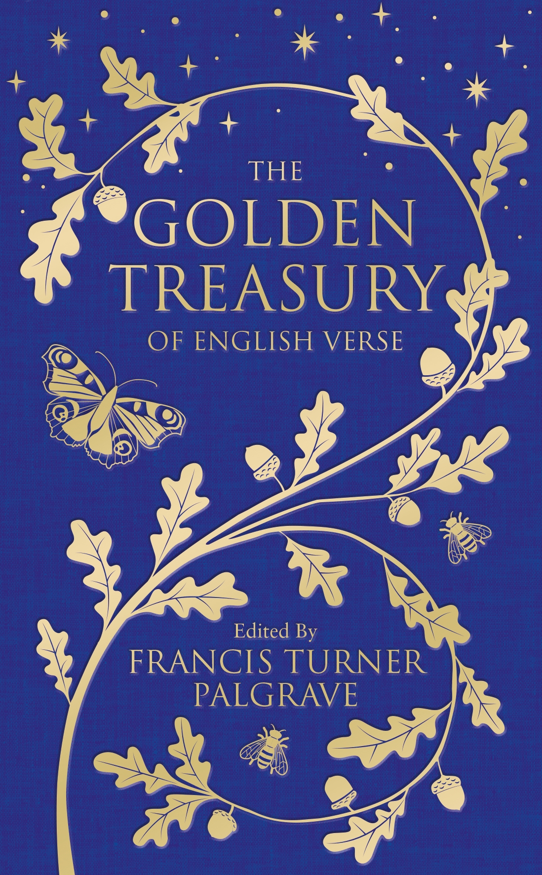 Book cover for The Golden Treasury